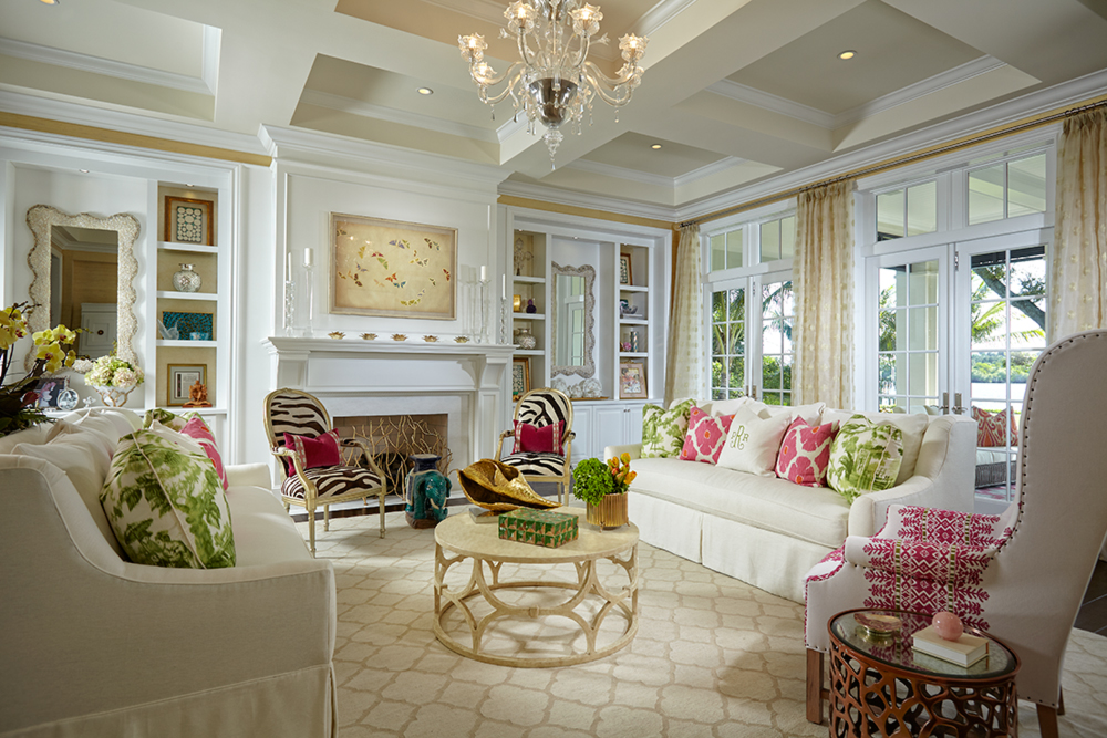 Palm beach interiors decorators unlimited Palm beach interior designers
